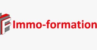 Logo immo-formation